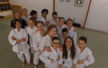 Selbstverteidigung für Jugendliche
