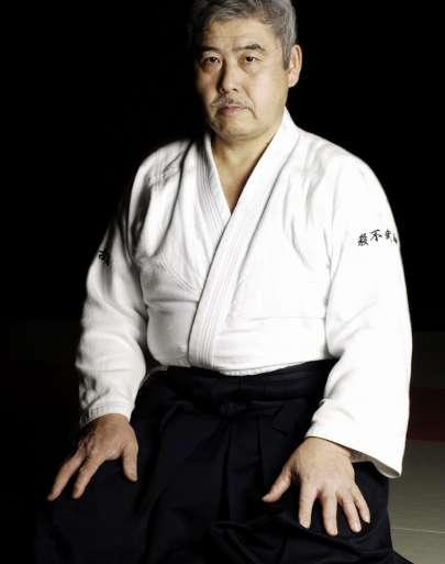 Toshiro Suga Shihan
