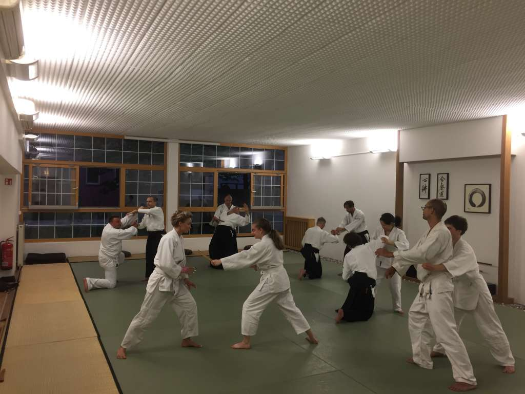 Aikido Shobukan Anfänger